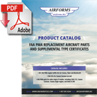 Airforms Inc Parts Catalog